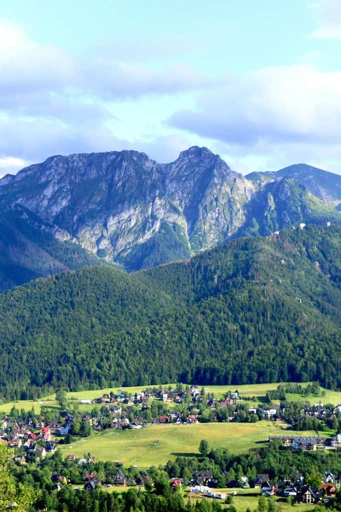 giewont tatry